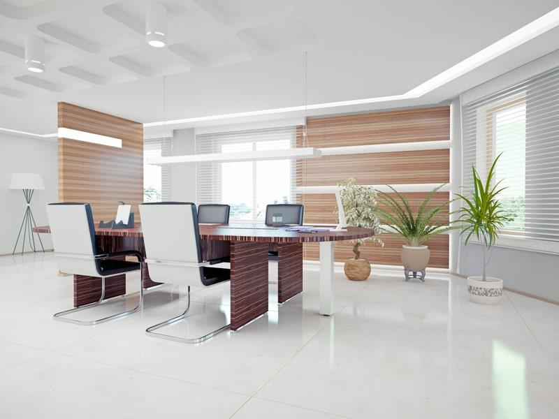 Remodelación de Oficinas y salas de juntas