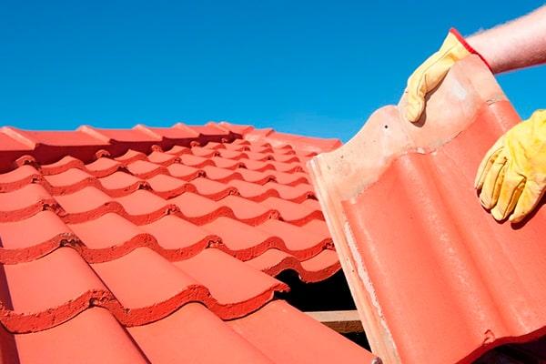 Instalación de techos
